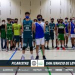 Pilaristas vs San Ignacio de Loyola. Octavos de final Copa Colegial Madrid. Partido completo y highlights en Slowmotion