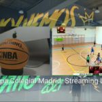 Copa Colegial Madrid. Streaming Live. Viernes 18:00 horas.