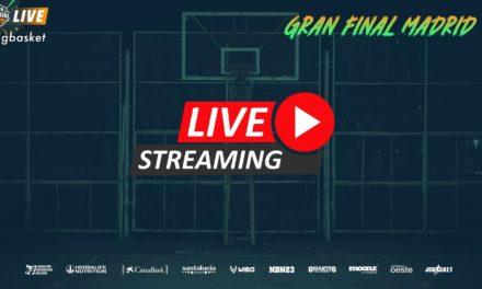 Finales Copa Colegial Madrid. Live Streaming. Viernes 17:30.  Santa María del Pilar vs Escolapios Pozuelo y Los Sauces Torrelodones femenino.