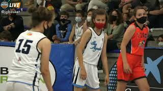 Final femenina PequeCopa Colegial Madrid 2021. San Agustín vs Alameda de Osuna