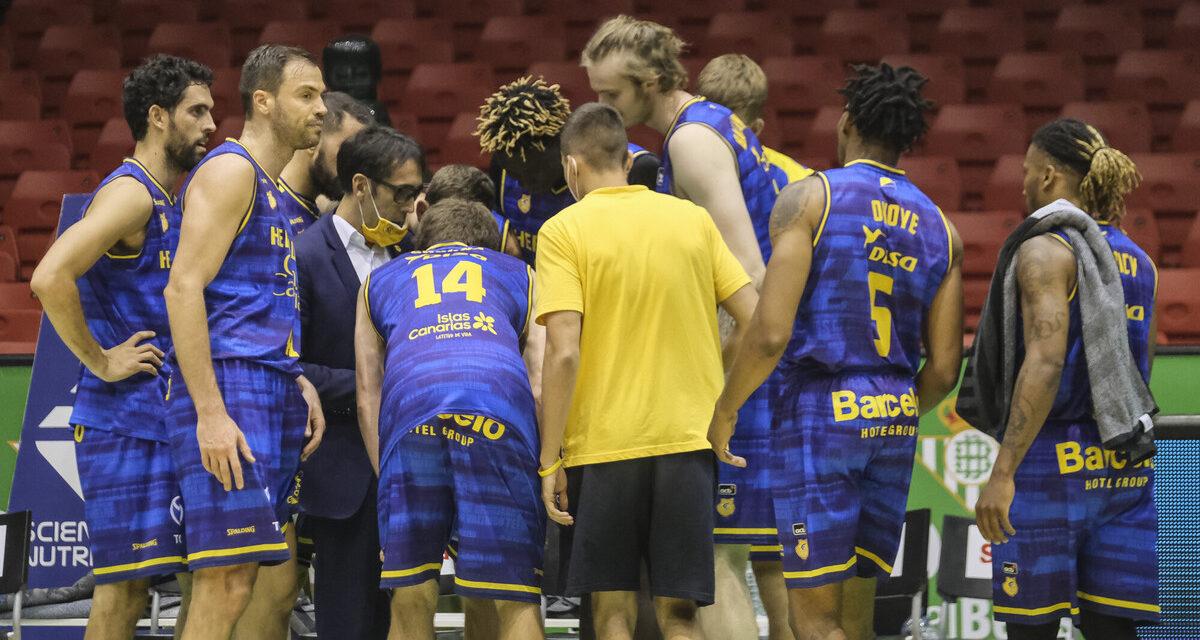 Herbalife Gran Canaria consigue el último billete para los playoffs