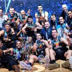 San Pablo Burgos, otra vez campeón de la Champions