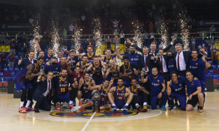 Un Barça superior conquista la Liga Endesa