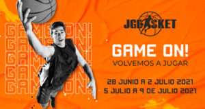 Campus Baloncesto Madrid 2021. XVIII Campus JGBasket