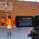 """Fran Hernández, coordinador Campus JGBasket: """"Cada jugador tiene su propia mecánica de tiro y a partir de ella, hay que ir puliendo ciertos detalles"""""""