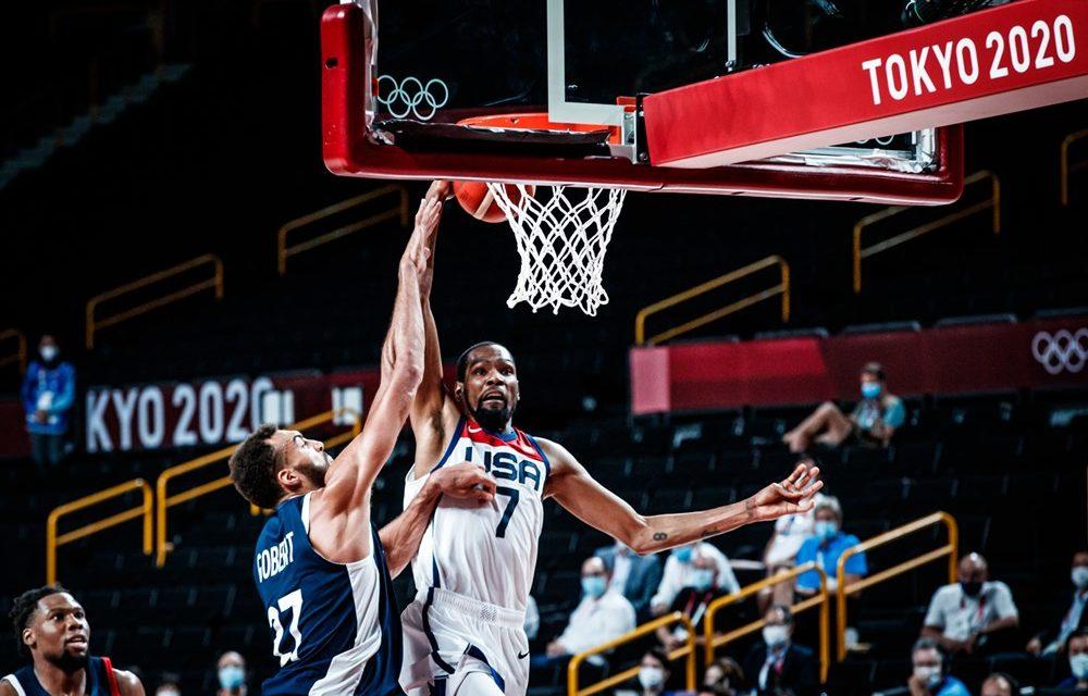 Juegos Olímpicos Tokio 2020. Durant guía a Estados Unidos a su cuarto oro consecutivo