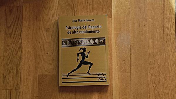 Libro Psicología de deporte de alto rendimiento
