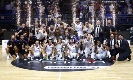 Supercopa Endesa 2021. El Real Madrid tira de orgullo para remontar la final