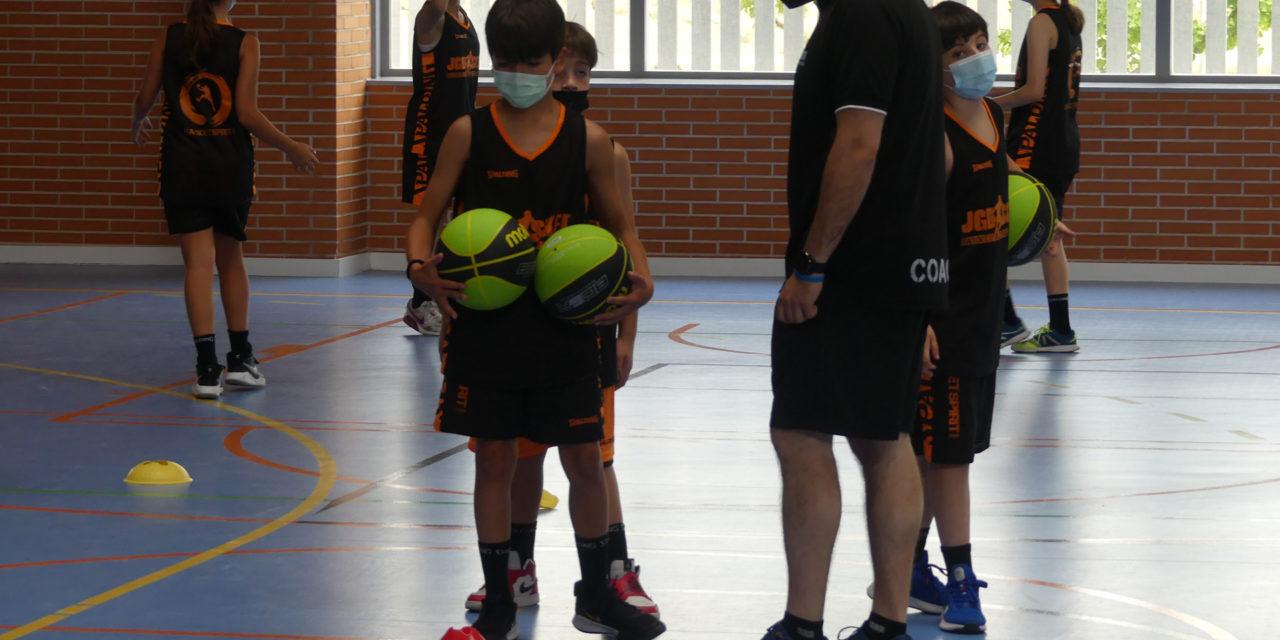 Baloncesto escolar y formación. Volver a arrancar tras la pandemia.